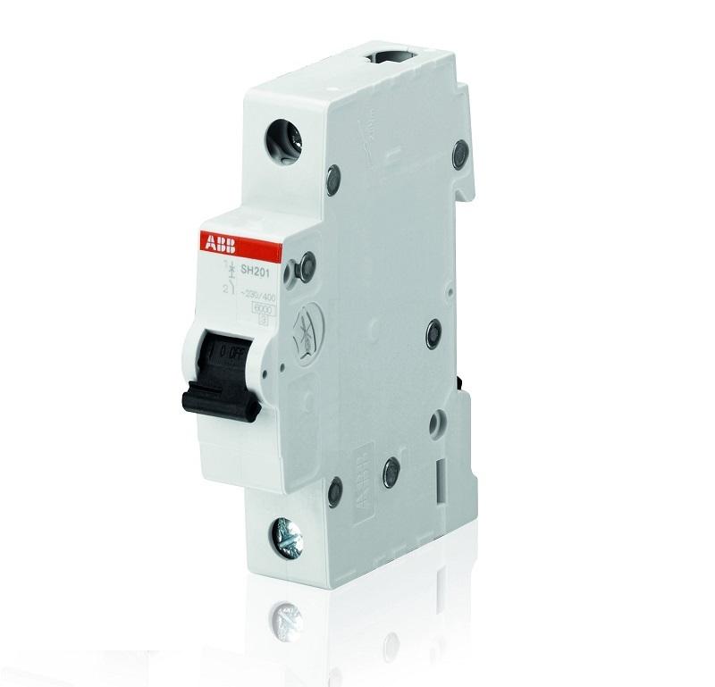Выключатель Abb 2cds211001r0204 контакт abb 1sbn010110r1001