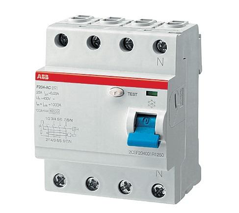 Выключатель Abb 2csf204001r2630 контакт abb 1sbn010110r1001