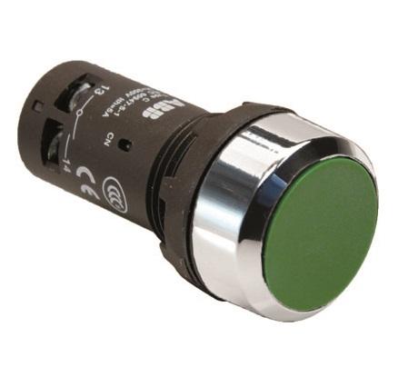 Кнопка Abb 1sfa619100r3072 контакт abb 1sbn010110r1001