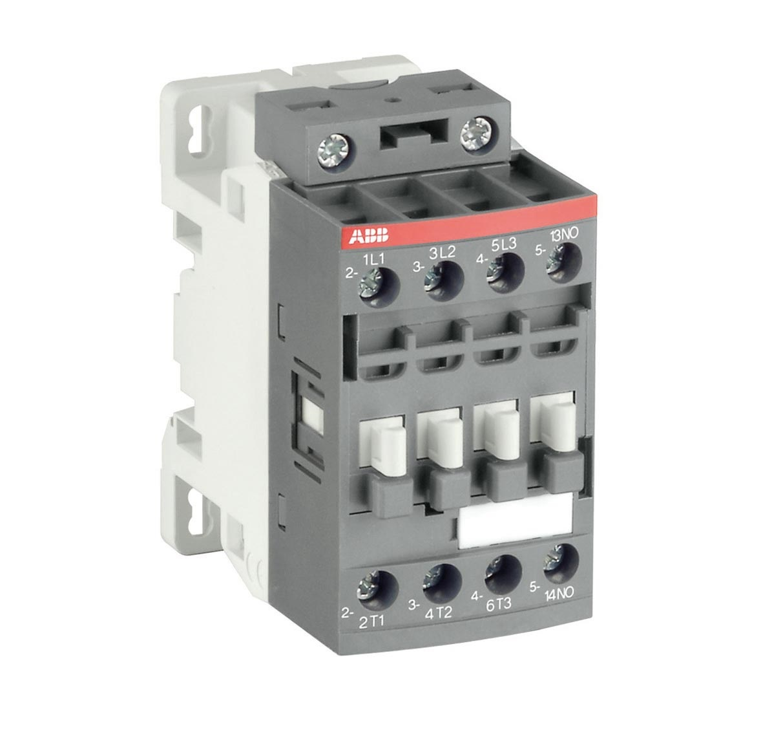 Контактор Abb 1sbl177001r1301 abb клавиша с линзой и символом звонка abb olas перламутровый металик