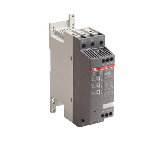Софтстартер Abb 1sfa896108r7000 abb поворотный светорегулятор abb impuls для ламп накаливания 600 вт черный бриллиант