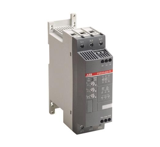 Софтстартер Abb 1sfa896111r7000 abb поворотный светорегулятор abb impuls для ламп накаливания 600 вт черный бриллиант