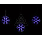 Гирлянда UNIEL ULD-E1503-036/DTA BLUE IP20 SNOWFLAKES-1