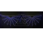 Гирлянда UNIEL ULD-E3104-288/DTK BLUE IP20 RAINBOW-1