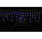 Гирлянда UNIEL ULD-E5505-196/DTK WHITE-BLUE IP20 STARS-1