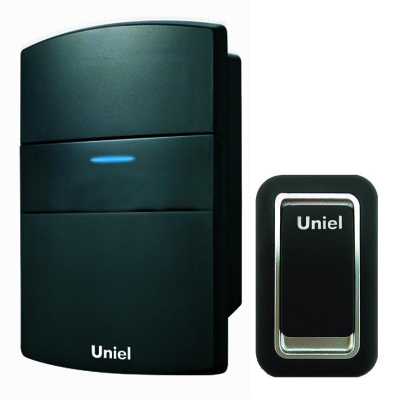 все цены на Звонок Uniel Udb-022e-r1t1-32s-bl онлайн