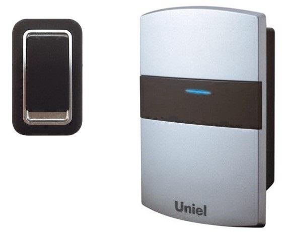 Звонок Uniel Udb-022e-r1t1-32s-sl звонок беспроводной 08318 uniel udb 011w r1t1 32s 150m wm
