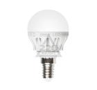 Лампа светодиодная UNIEL LED-G45-6W/NW/E14/FR/DIM PLP01WH