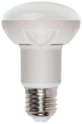 Лампа светодиодная Uniel Led-r63-11w/nw/e27/fr/dim alp01wh лампа светодиодная uniel led cw37 6w nw e14 fr dim plp01wh