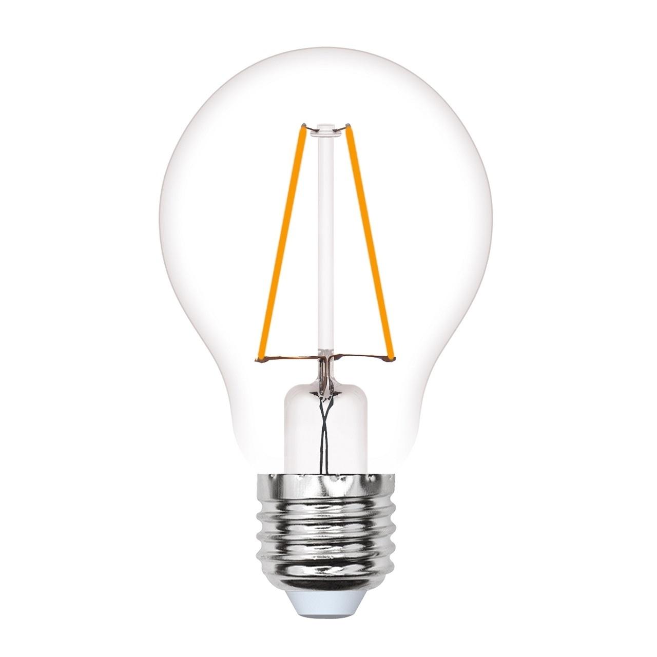 Лампа светодиодная Uniel Led-a67-4w/golden/e27 glv21go