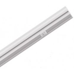 Светильник Uniel Uli-l02-14w-4200k-sl светильник для растений uniel uli p10 10w spfr ip40 white светодиодный линейный 550мм