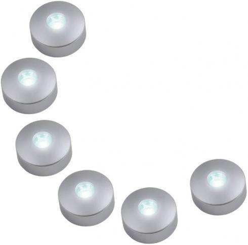 Светильник Uniel Ulm-r04-1w*6/nw ip33 silver koy r04 jk71
