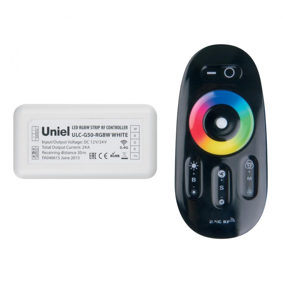 Контроллер Uniel Ulc-g50-rgbw black