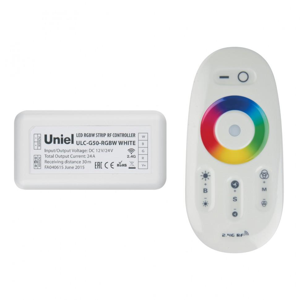 Контроллер Uniel Ulc-g50-rgbw white