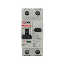 Выключатель Ekf Da63-16-30e картридж hp cz101ae 650 black для dj ia 2515