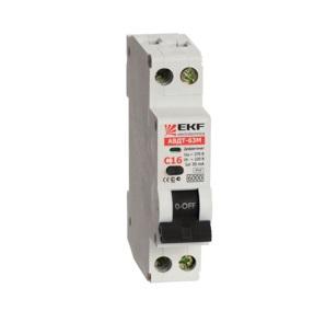 Выключатель Ekf Da63m-10-30 выключатель ekf da63m 10 30