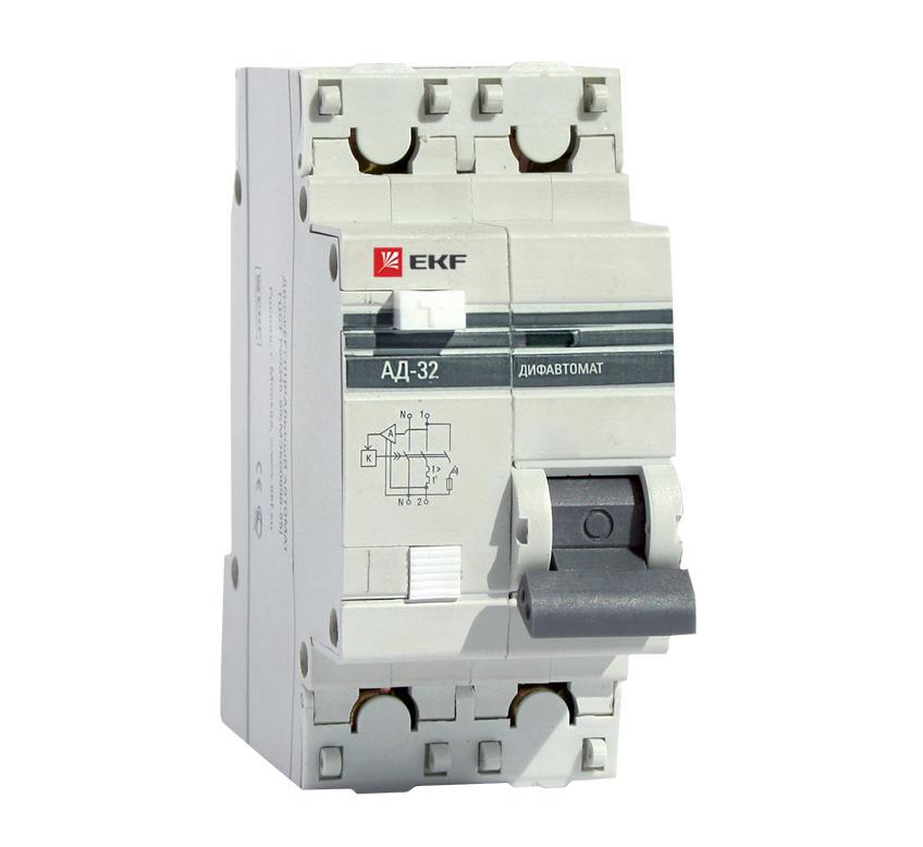 Выключатель Ekf Da32-20-30-pro