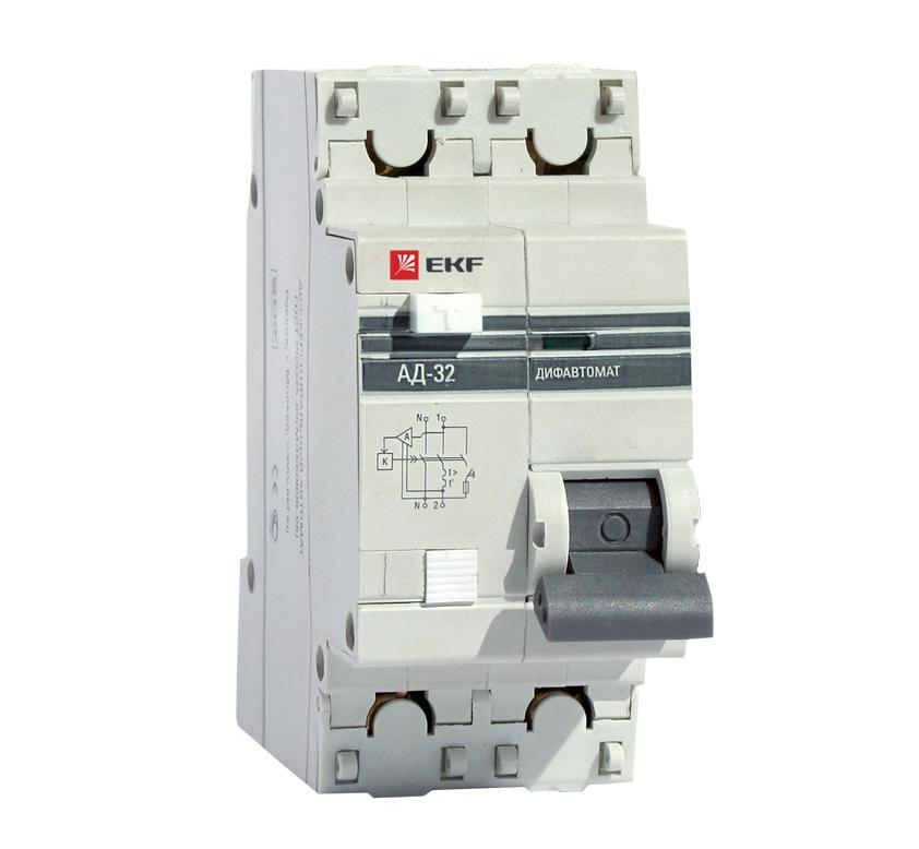 Выключатель Ekf Da32-06-30-pro
