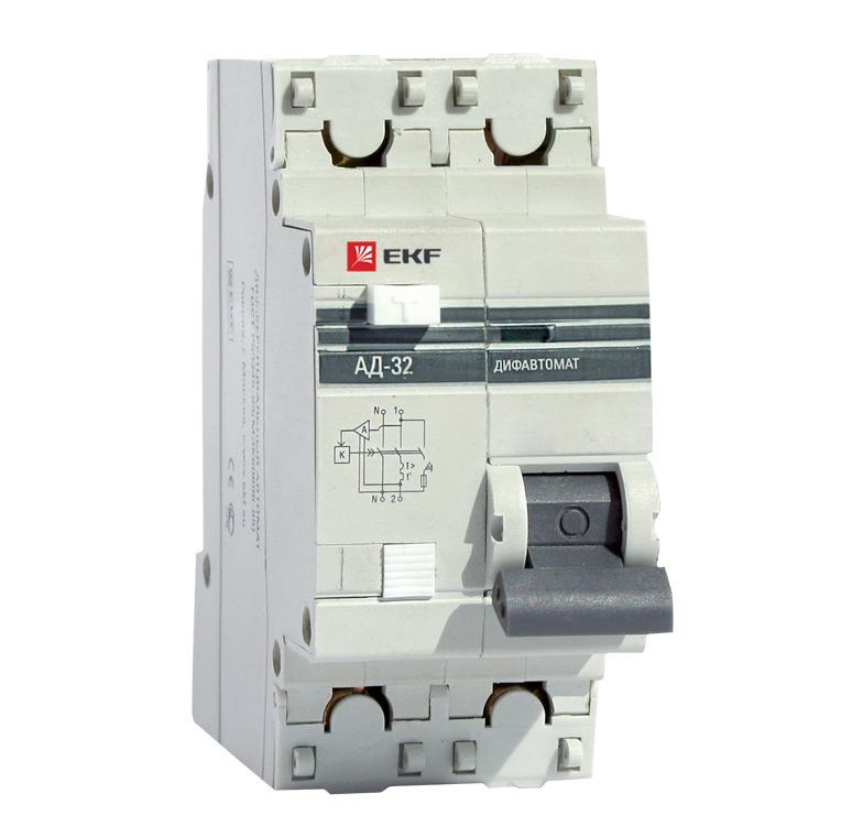 Выключатель Ekf Da32-63-100-pro