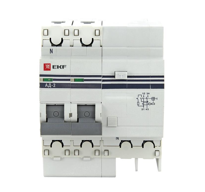 Выключатель Ekf Da2-32-100-pro