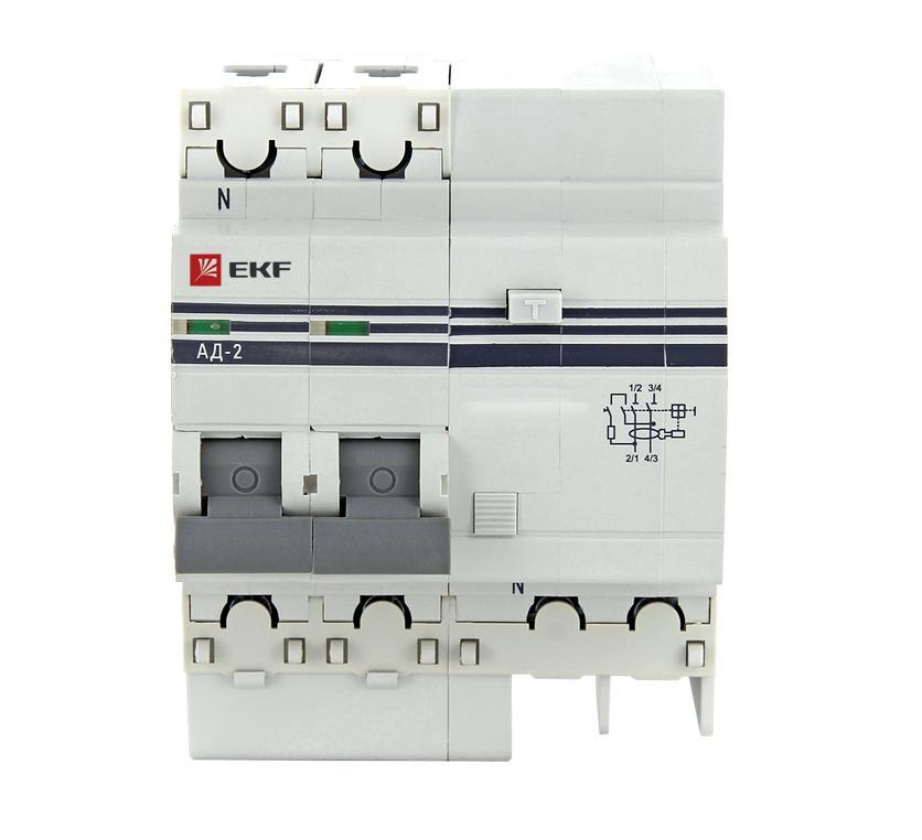 Выключатель Ekf Da2-32-30-pro выключатель ekf da63m 32 30