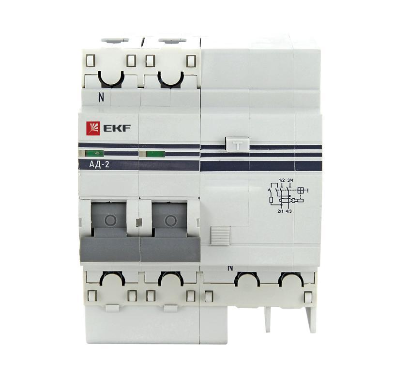 Выключатель Ekf Da2-50-100-pro audiocenter da2 2