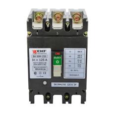 Выключатель Ekf Mccb99-250-160m