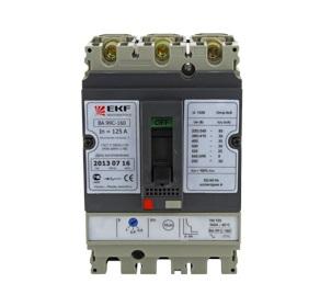 Автомат Ekf Mccb99c-160-160