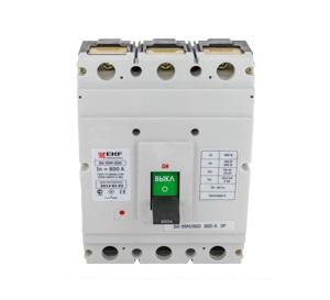 Выключатель Ekf Mccb99-800-500
