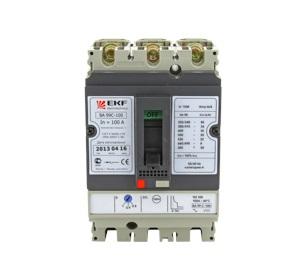 Выключатель Ekf Mccb99c-100-80 хомут ekf plc c o 3 6x200