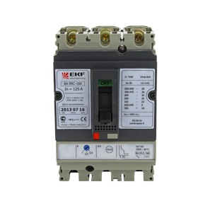 Выключатель Ekf Mccb99c-250-200 mccb abs54b 4p