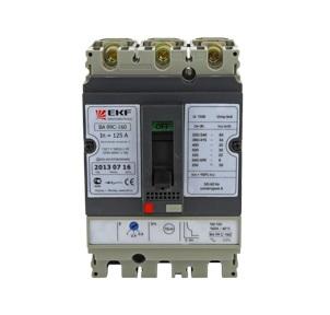 Автомат Ekf Mccb99c-250-250 автомат ekf mcb47125 3 125c