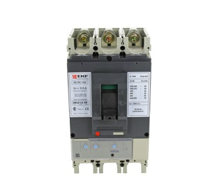 Выключатель Ekf Mccb99c-400-400 400 amp 3 pole cm1 type moulded case type circuit breaker mccb