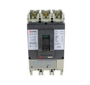 Выключатель Ekf Mccb99c-630-630 mccb abs54b 4p