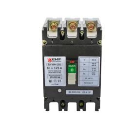 Автомат Ekf Mccb99-250-200m автомат ekf mccb99 100 100m