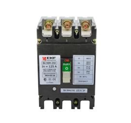 Выключатель Ekf Mccb99-250-250m