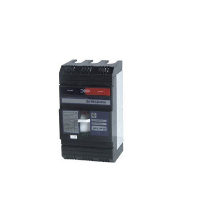 Автомат Ekf Mccb99-125-100 автомат ekf mccb99 100 100m