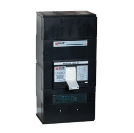 Автомат Ekf Mccb99-1600-1600 автомат ekf mccb99 400 250m