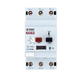 Выключатель Ekf Apd3-40-63
