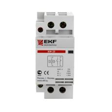 Контактор Ekf Km-1-25-20 andeli контактор andeli cjx2 d18 ac 220v
