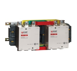 Контактор Ekf Ctr-b-r-115 ограничитель ekf opv d1