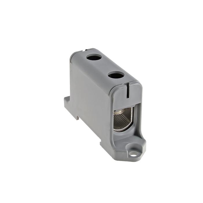 Клемма Ekf Plc-kvs-16-95-gray хомут ekf plc cb 4 8x250
