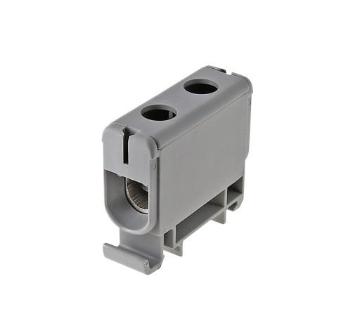 Клемма Ekf Plc-kvs-16-50-gray хомут ekf plc cb 4 8x250