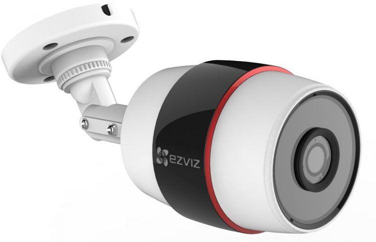 Камера видеонаблюдения Ezviz Cs-cv210-a0-52efr(4mm) smart home ezviz уличная цилиндрическая ip камера c3s cs cv210