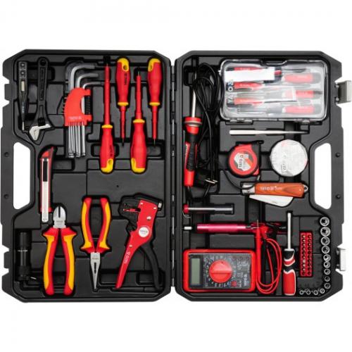 Набор инструментов Yato Yt-39009 ключ разводной truper pet