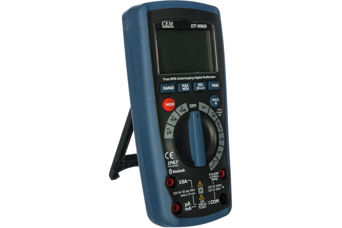 цена на Мультиметр Cem Dt-9969