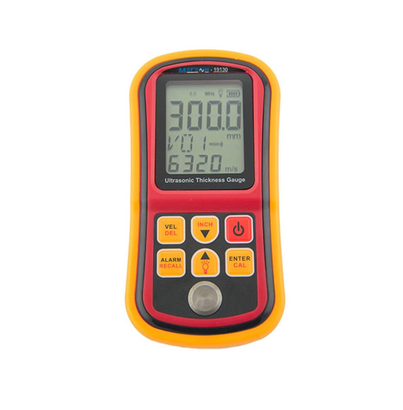 Толщиномер МЕГЕОН 19130 индикатор мегеон 35280 анализатор почвы 3 в 1