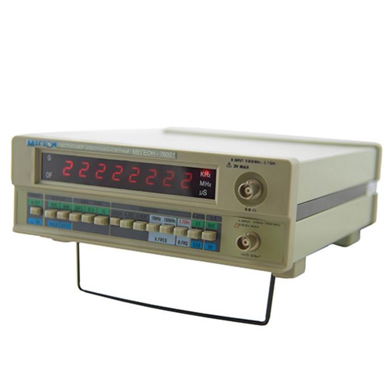Частотометр МЕГЕОН 76001