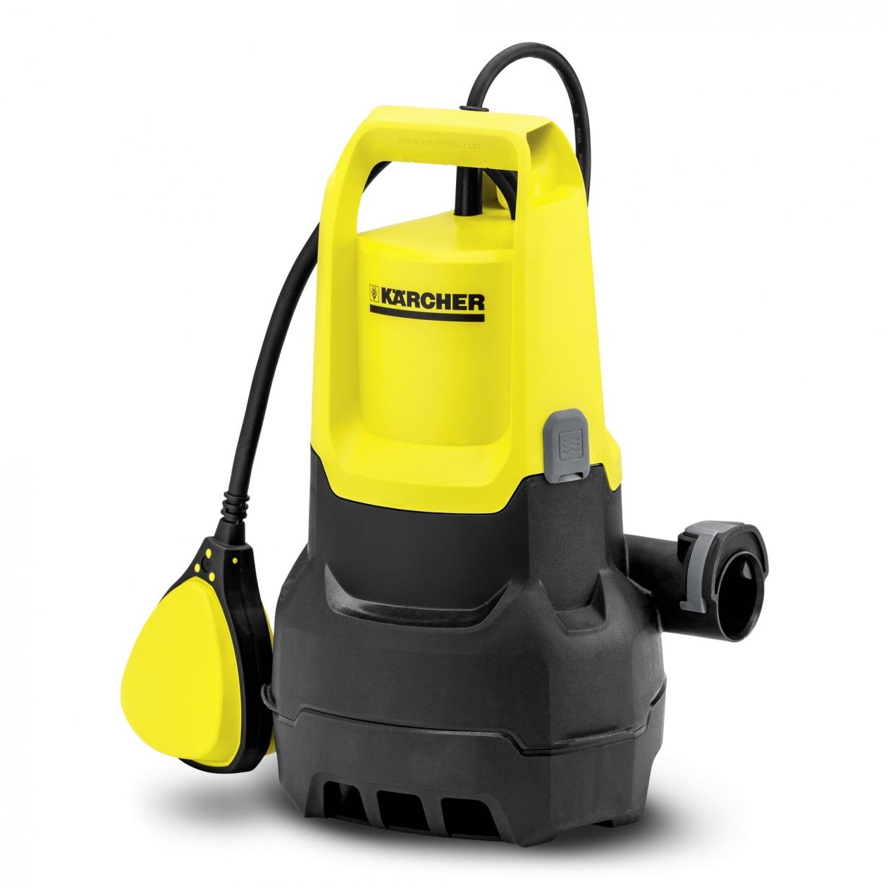 Дренажный насос Karcher Sp 1 dirt 1.645-500.0 дренажный насос для грязной воды karcher sp 1 dirt 1 645 500 0