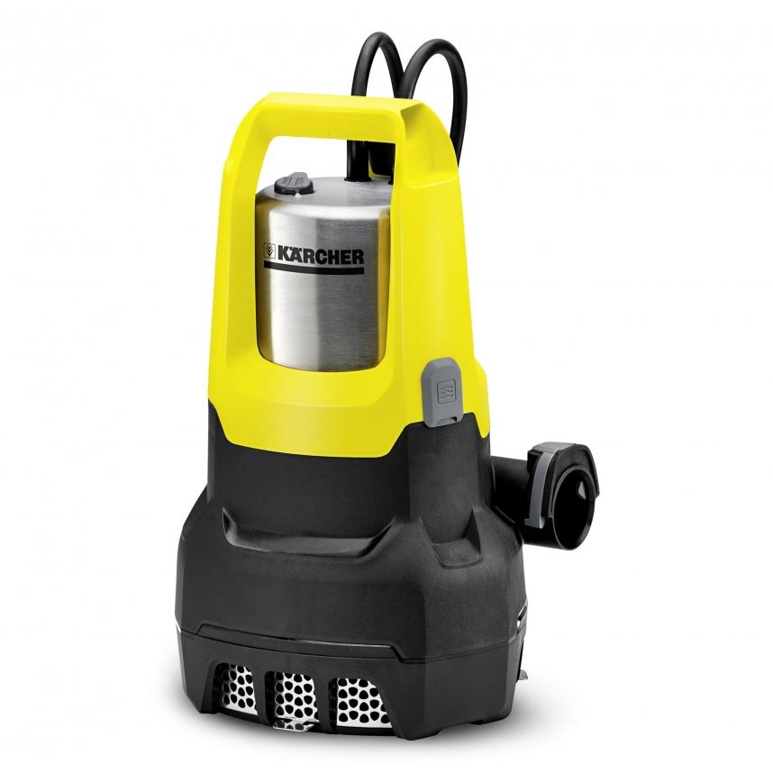 Дренажный насос Karcher Sp 7 dirt inox 1.645-506.0 дренажный насос для грязной воды karcher sp 1 dirt 1 645 500 0
